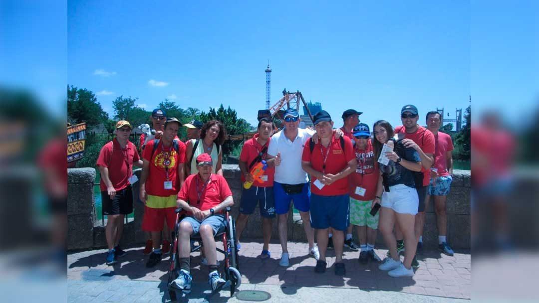 Betsaida celebra el final de curso en Isla Mágica