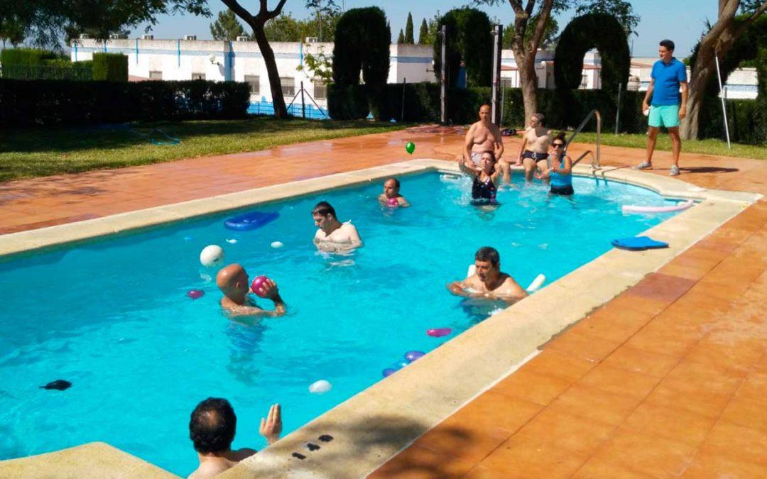 El Complejo Residencial Betsaida inauguró, un año más, su temporada estival de piscina al aire libre