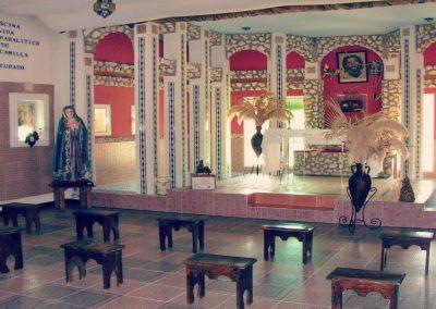 Capilla Baño geriatrico Residencia de Gravemente Afectados Betsaida