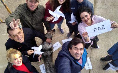 El Centro Residencial Betsaida celebró el Día de la Paz con la lectura de un manifiesto reivindicativo y un concierto