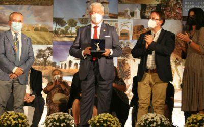 Medalla del Municipio de Beas a la Residencia Betsaida